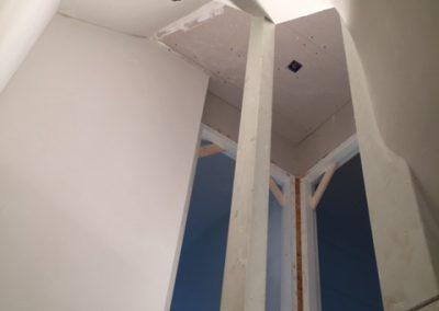 trappen portaal - Stucadoorsbedrijf Molenaar en Schilder